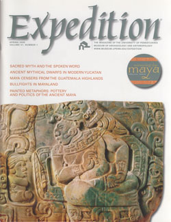 Expedition Magazine Volume 51, Number 1 Spring 2009