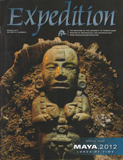 Expedition Volume 54, Number 1