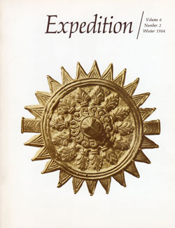 Expedition Volume 6, Number 2 Winter 1964