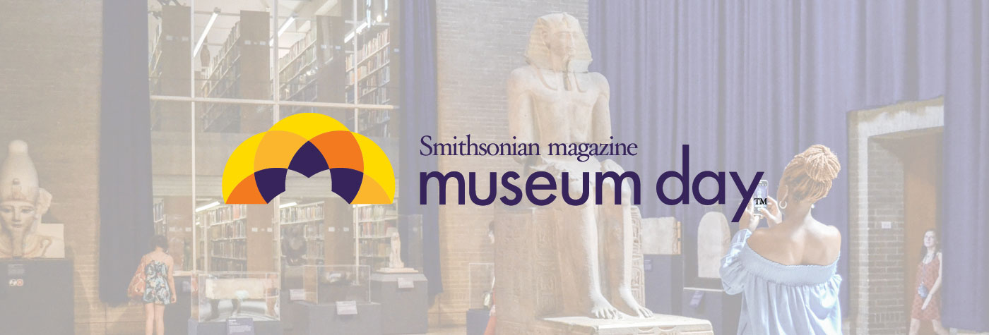 Museum Day logo