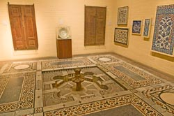 The Islamic Gallery. Photo by Lauren Hansen-Flaschen.