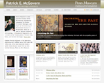 Pat McGovern's website
