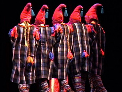 The Silk Road Dance Co performs Sat., Mar 26