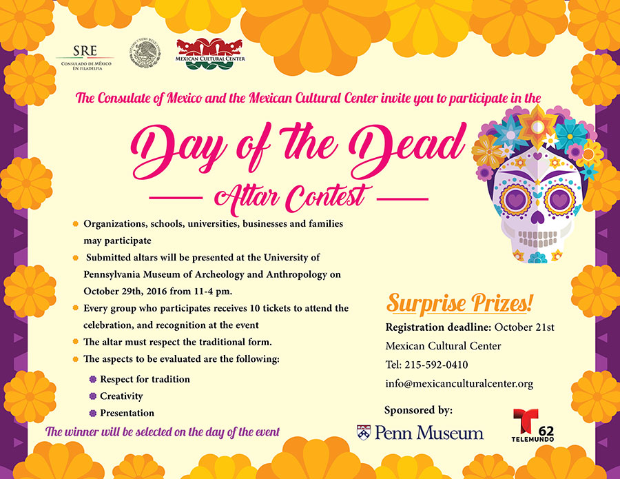 Day of Dead Alter Details