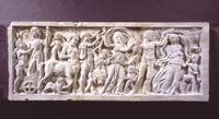 Roman Marble Relief