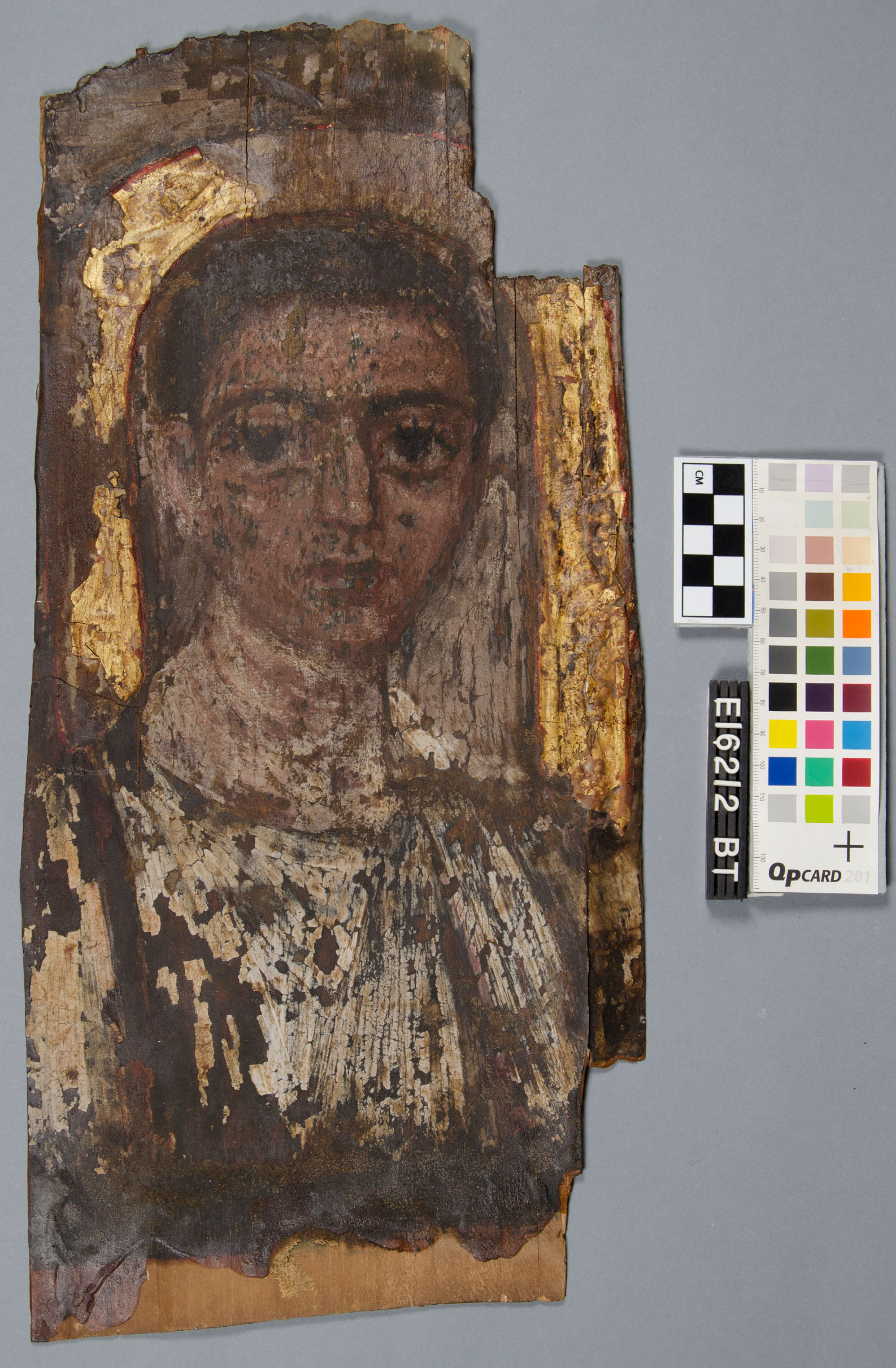 an analysis of the fayum paintings Analysis of fayum mummies has identified individual artists and techniques learn more in this howstuffworks now article.