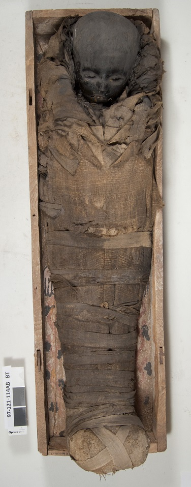 97-121-114A: child mummy