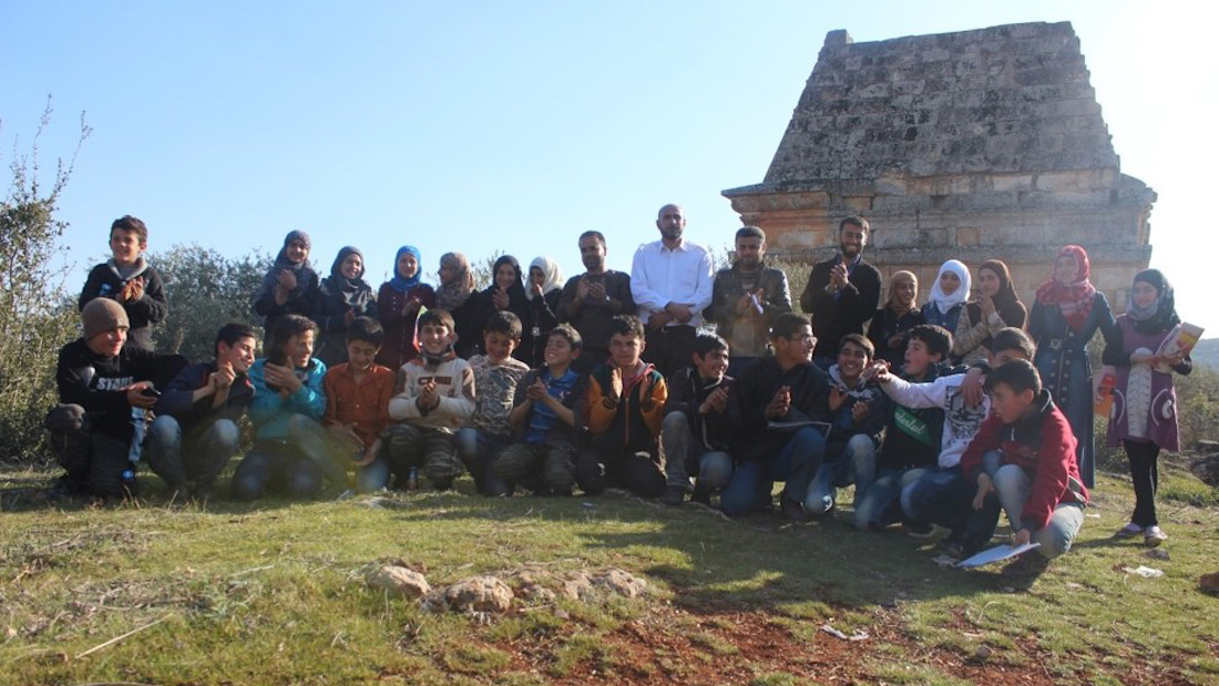 A group portrait of the SHOSI project