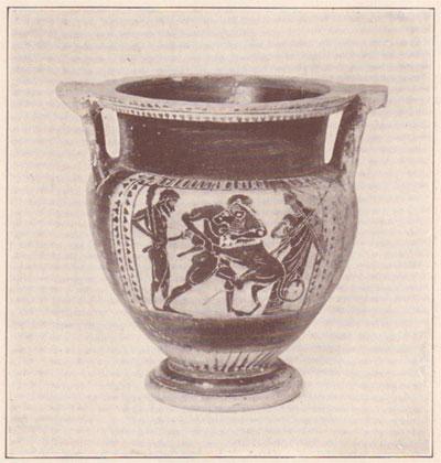 Expedition Magazine Stories On Greek Vases