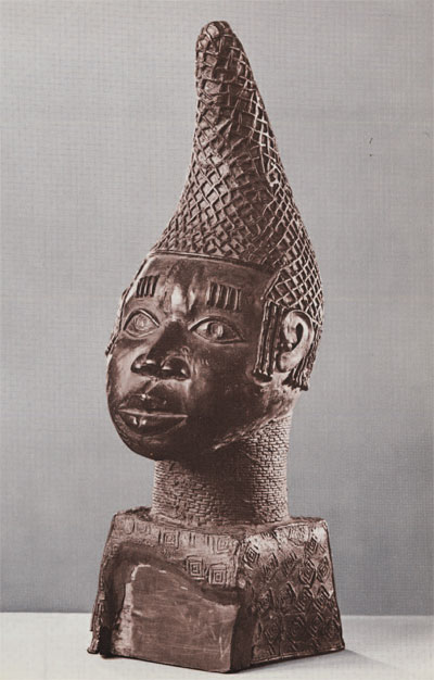 Benin Artwork Statue