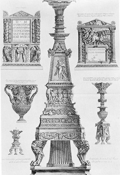 drawings of candle holders