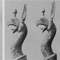 bronze-griffin-heads