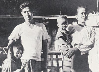 Photo of family.