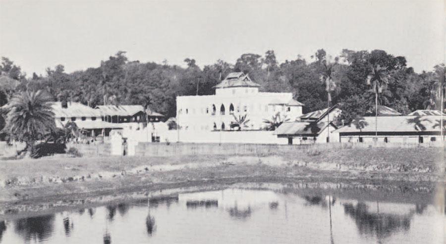 photo of palace