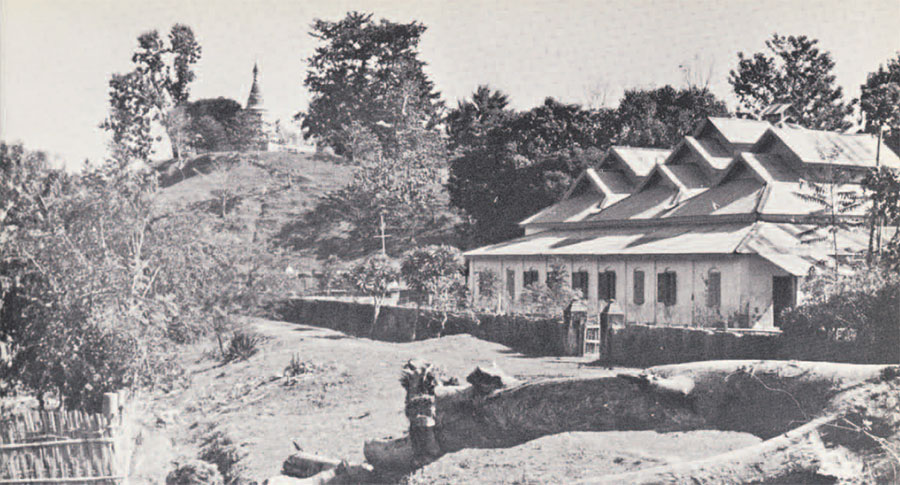 Photo of temple.