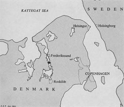 map-denmark-sweden