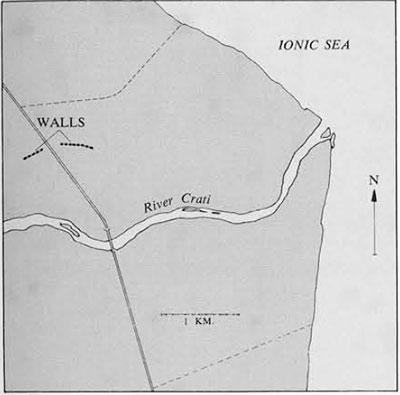 Plan of Sybaris