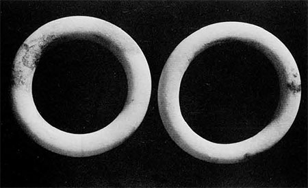 Photo of armlets