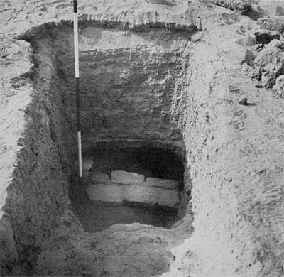 Photo of tomb