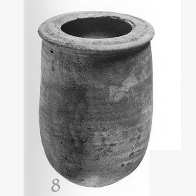 photo of pottery