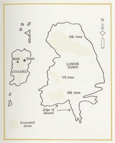Mohenjo_Map