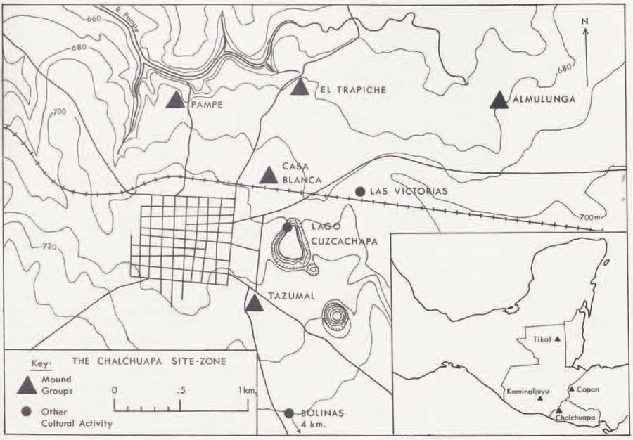 The Chalchuapa Site