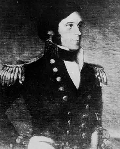 Past-midshipman Sylvanus W. Godon, U. S. Navy, of Philadelphia.