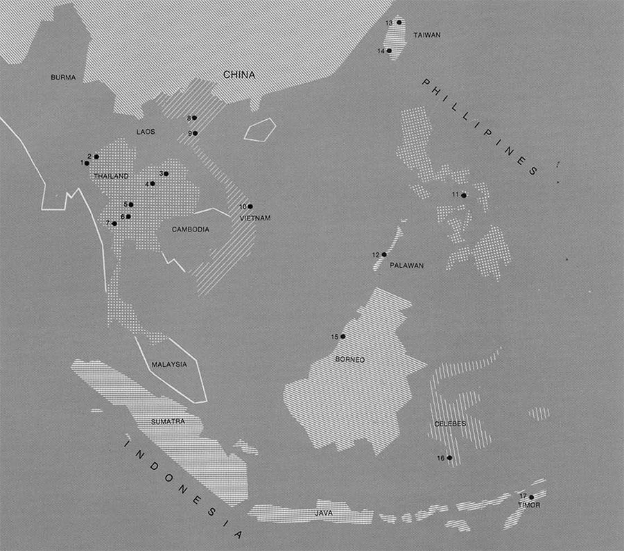 Map-Asia