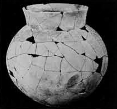 incised-pottery Non Nok Tha