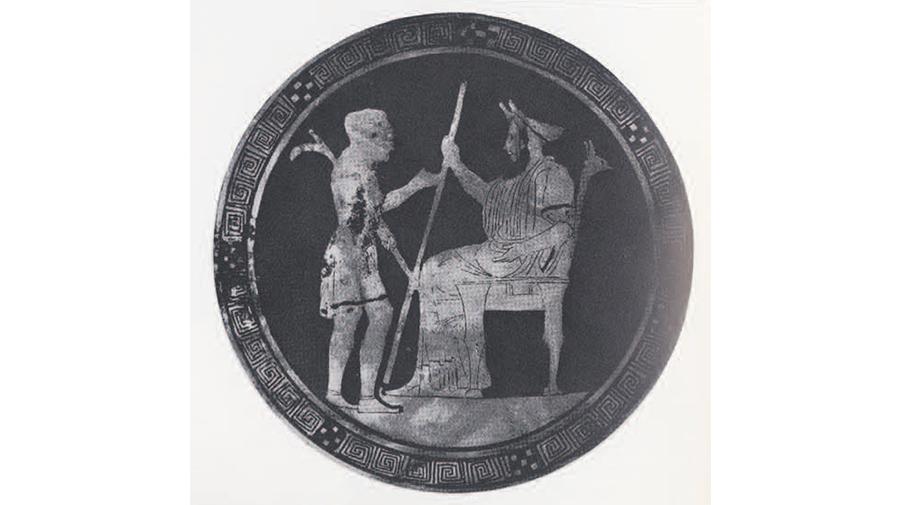 King Midas With Donkey...