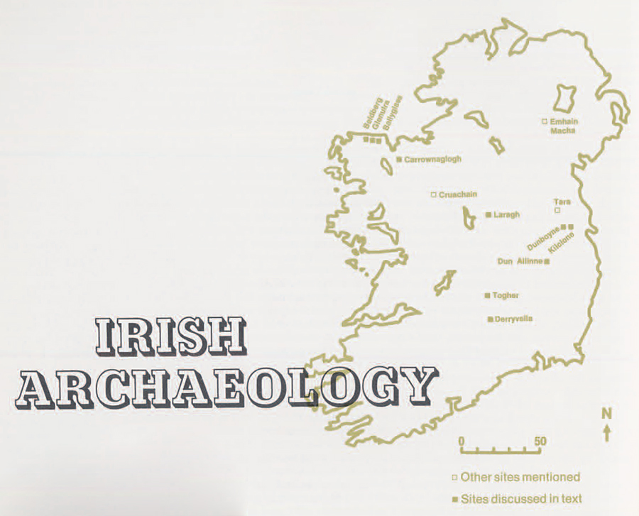 Expedition Magazine Irish Archaeology
