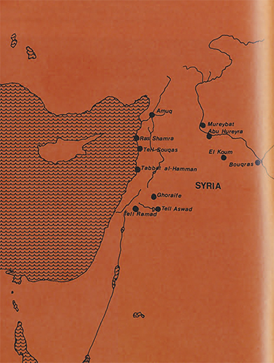 Neolithic Sites in Syria