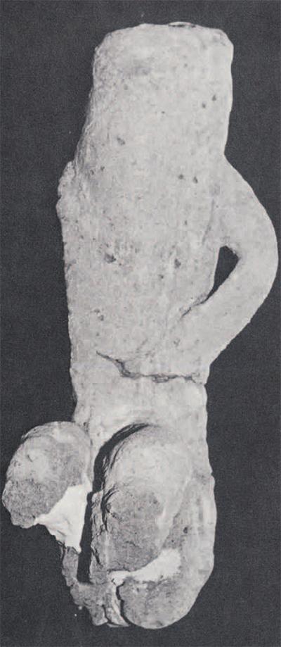 Tell Ramad, composite figurine.