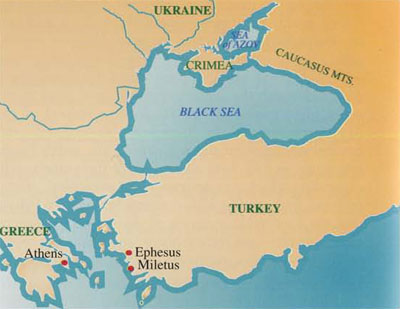Expedition Magazine  The Northern Black Sea Coast in Classical