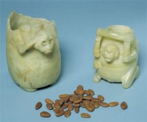 Allabaster-Monkey-Vases