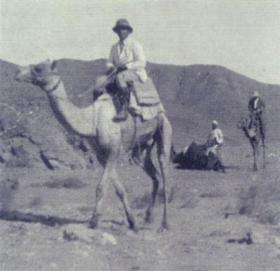 arthur_weigall_camel
