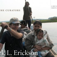 In 2007, Erickson surveyed cultural landscapes by canoe in the Bolivian Amazon.