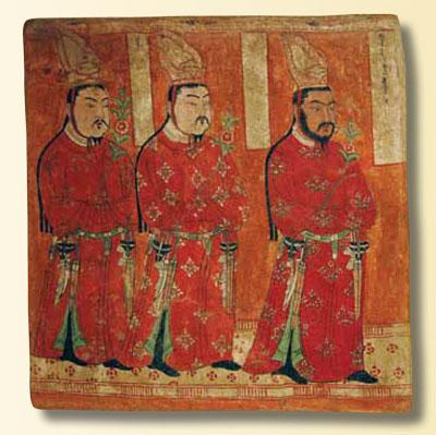 uyghur-buddhist-devotees