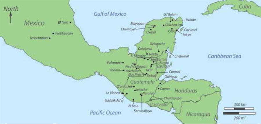 Expedition Magazine Who Were The Maya