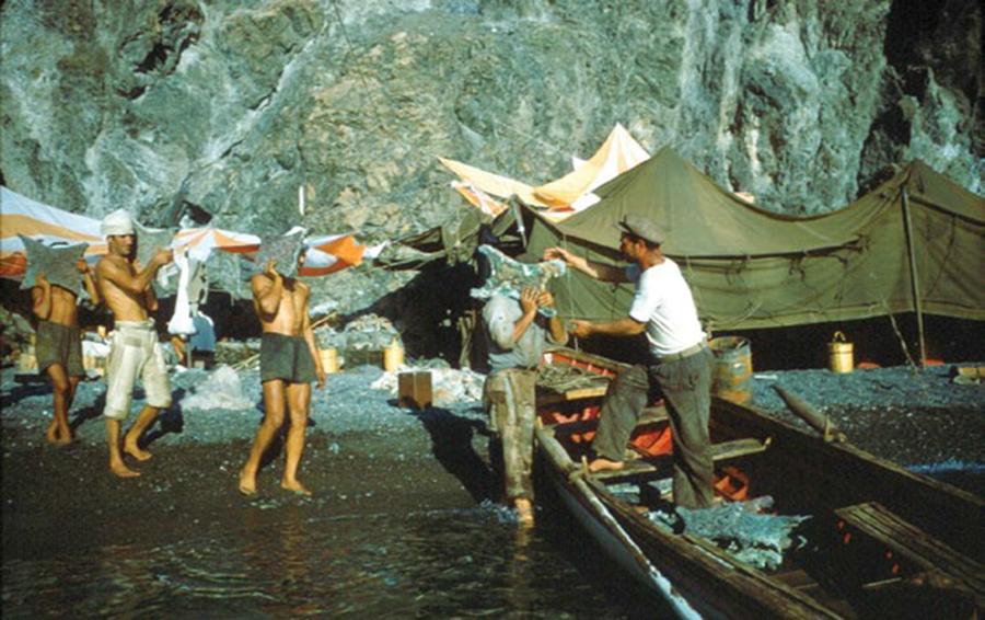 sites expedition ingots bronze copper trade mediterranean