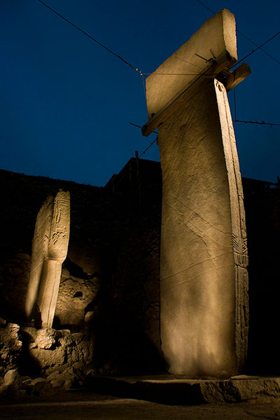 photo of pillars