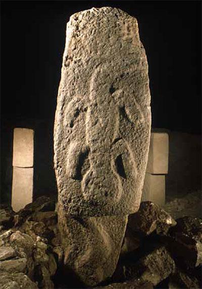 Photo of pillar