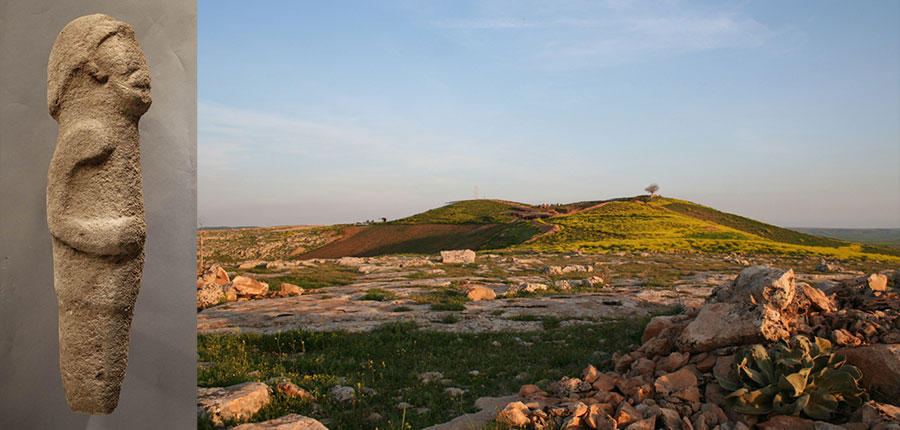 Photo of hilltop