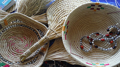 Photo of baskets