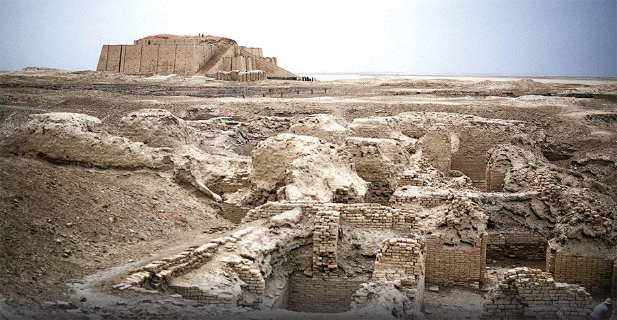 photo of excavation
