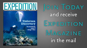 Join the Penn Museum and Reeceive Expedition Magazine Free!