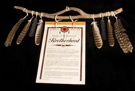 Treaty of Renewed Brotherhood