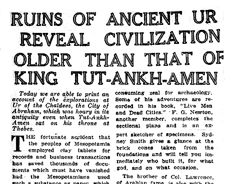 Washington Times Herald, April 14, 1923.