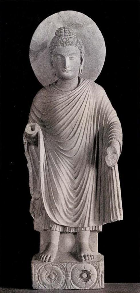 The Museum Journal Gandhara Sculpture