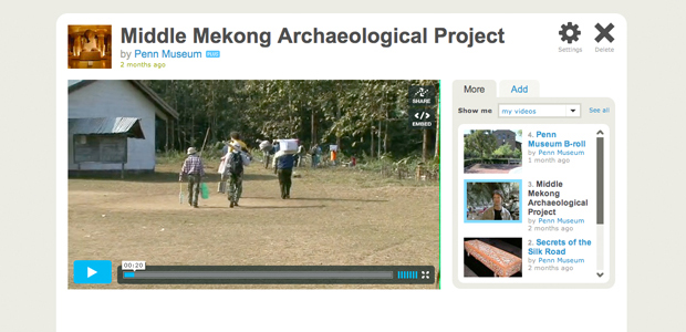Click here to watch the video Joyce White, co-Director of the Middle Mekong Archaeological Project (MMAP), talks about the origins of the project and gives an overview of the test […]